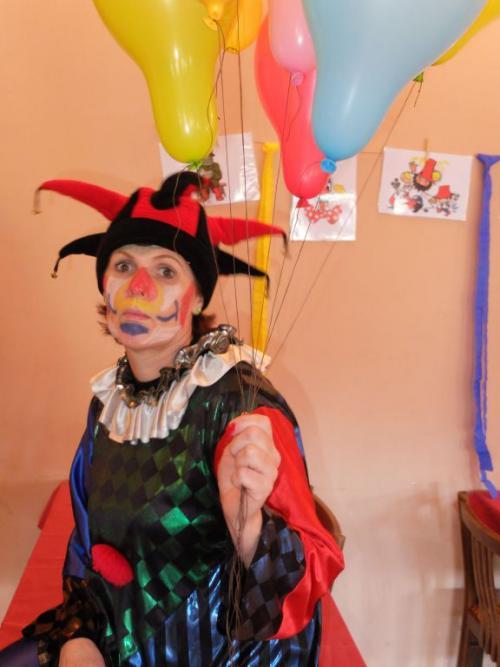 Dětský karneval 13.2.2016