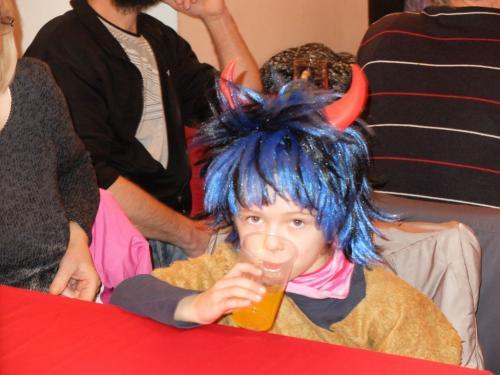 Dětský maškarní bál 15.2.2015