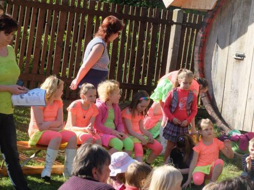 Zahradní slavnost 2015
