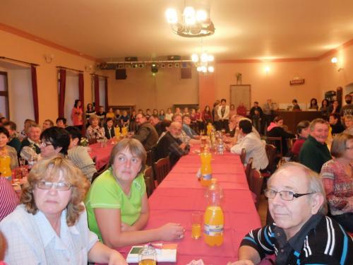 Setkání seniorů 2015