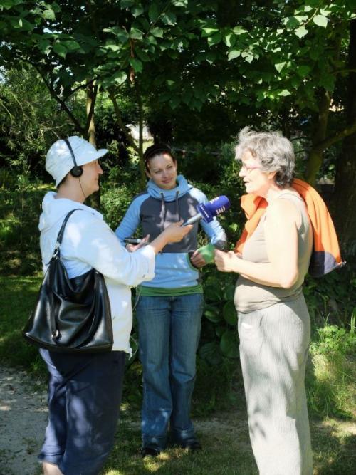 Land Art workshop a Kouzelná flétna 24.6.2014