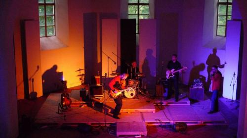 koncert na Anně - St. Johnny