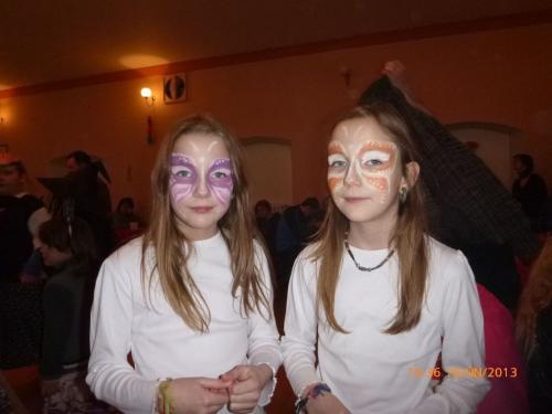 dětský karneval 2013
