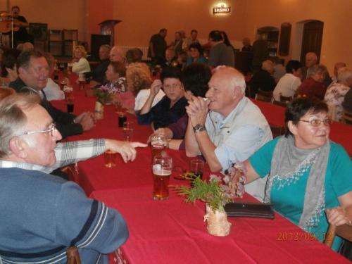 Setkání seniorů 13.9.2013