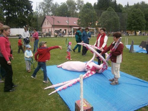 Dětský den 2. 6. 2012