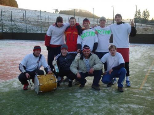 Turnaj vnohejbalu 03.01.2009