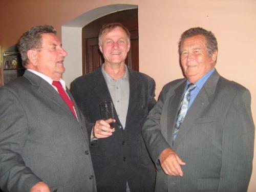 Setkání seniorů 9.10.2009