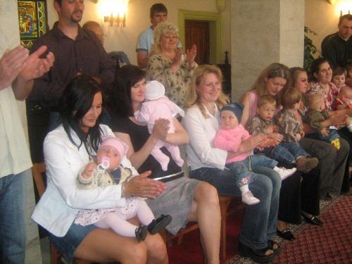 Vítání rodáčků 12.05.2008