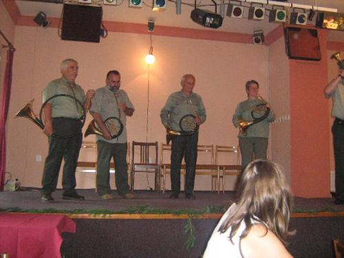55. výročí založení Mysliveckého sdružení Nečtiny 21.06.2008