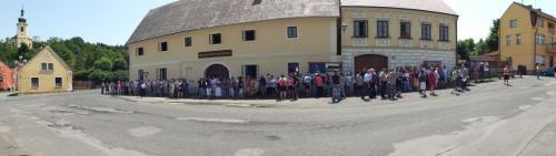 Otevření Regionálního muzea Nečtiny 30.6. 2012