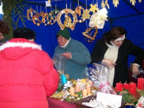 Vánoční jarmark 5.12.2009