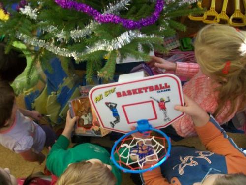 Vánoční nadílka 21.12.2009