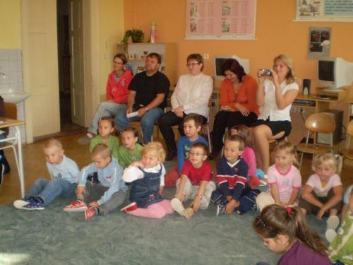 Zahájení školního roku 01.09.2008