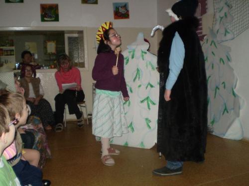 Vánoční besídka 18.12.2008