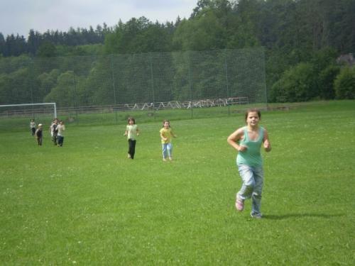 Školní olympiáda 22.6.2009