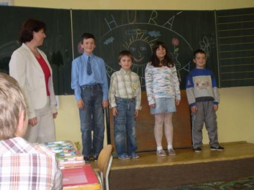 Ukončení školního roku 29.6.2009