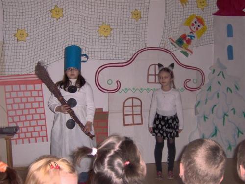 Vánoční besídka 16.12.2007