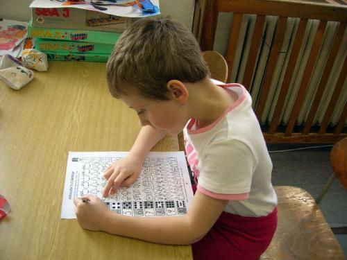 Zápis doI. třídy 15.01.2008