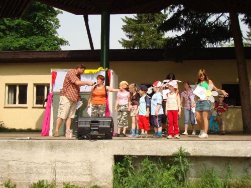Školní výlet 28.05.2008