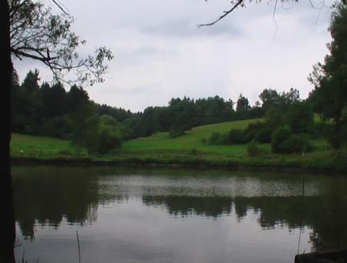 Krajina vokolí Čestětína