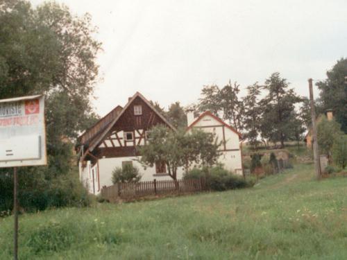 Kamenná Hora - náves