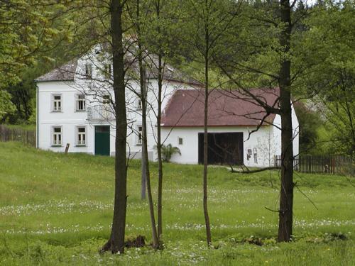 Leopoldov - náves