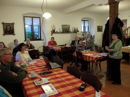 setkání kronikářů 1.11.2016