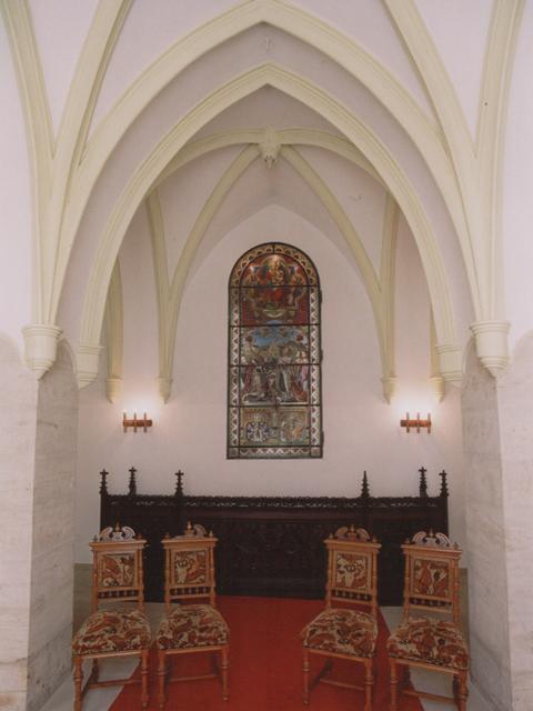Zámecká kaple - obřadní síň