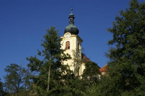 Kostel sv.Jakuba Většího