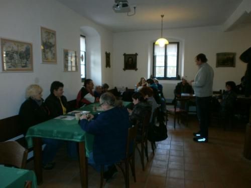 23.3.2013 Setkání Trabantů