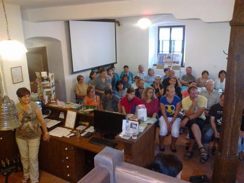 Recitál skupiny Knezaplacení dne 28.7.2012