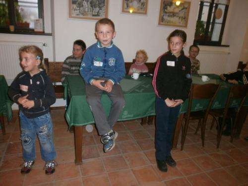 Klubíčko 25-26.10.2012